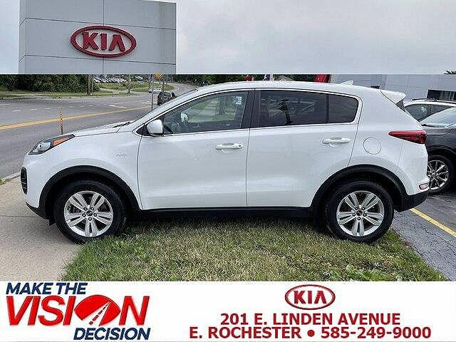 2019 Kia Sportage LX for sale in East Rochester, NY