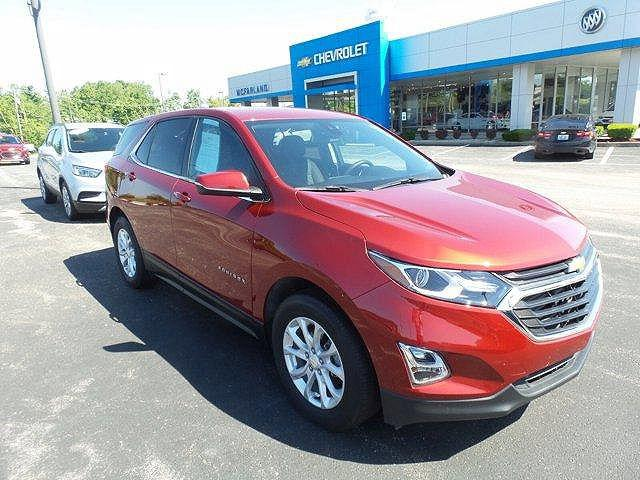 2019 Chevrolet Equinox LT for sale in Maysville, KY
