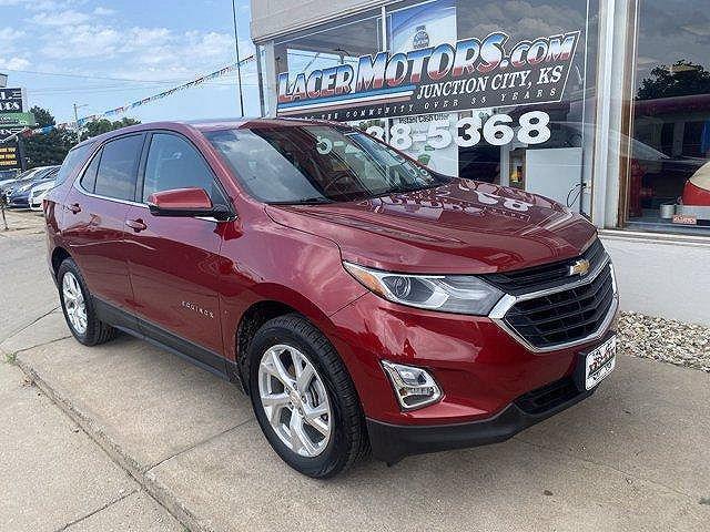 2019 Chevrolet Equinox LT for sale in Junction City, KS