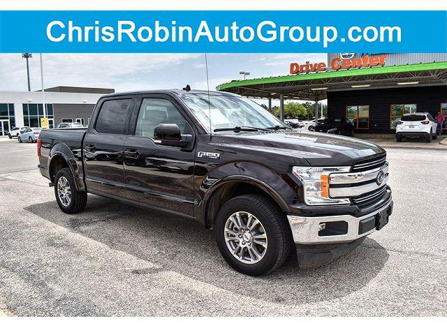 2020 Ford F-150 Lariat for sale in Odessa, TX