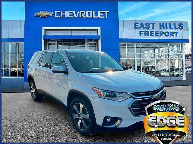 2019 Chevrolet Traverse LT Leather for sale in Freeport, NY
