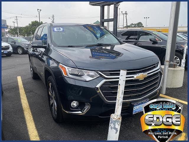 2018 Chevrolet Traverse LT Leather for sale in Freeport, NY