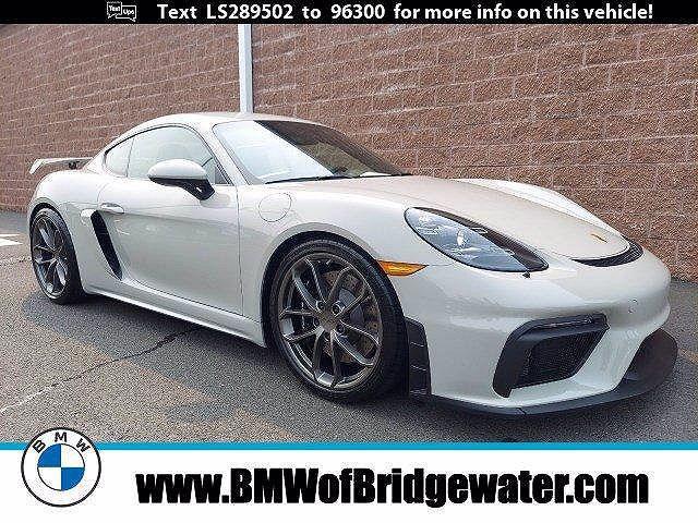 2020 Porsche 718 Cayman GT4 for sale in Bridgewater, NJ