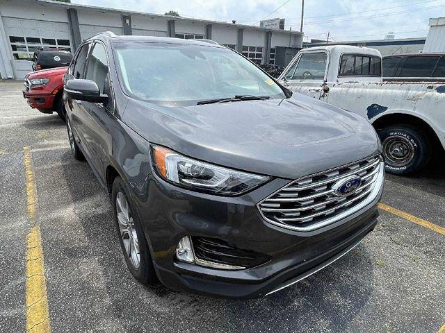 2019 Ford Edge Titanium for sale in Whiteville, NC