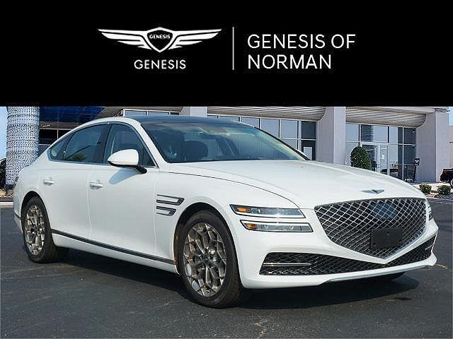 2021 Genesis G80 3.5T for sale in Norman, OK