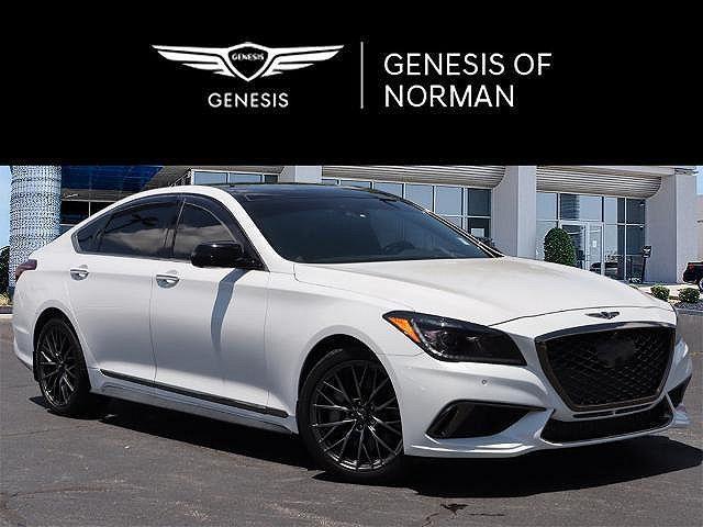 2018 Genesis G80 3.3T Sport for sale in Norman, OK