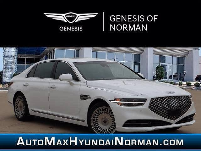 2021 Genesis G90 5.0L Ultimate for sale in Norman, OK