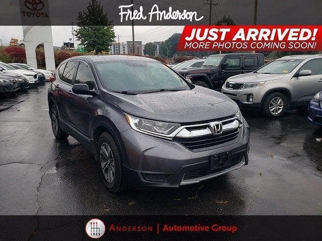 2018 Honda CR-V LX for sale in Asheville, NC