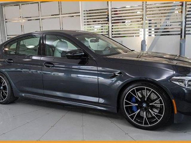 2019 BMW M5 Competition for sale in Hurst, TX