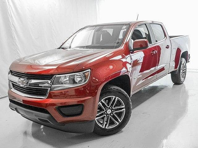 2019 Chevrolet Colorado 4WD LT for sale in Lincolnwood, IL