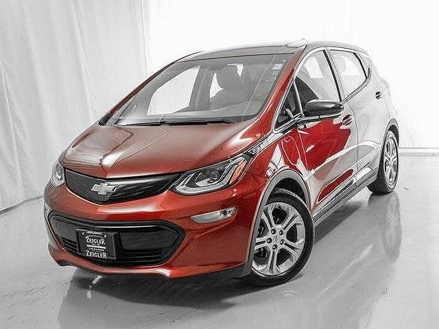 2017 Chevrolet Bolt EV LT for sale in Lincolnwood, IL