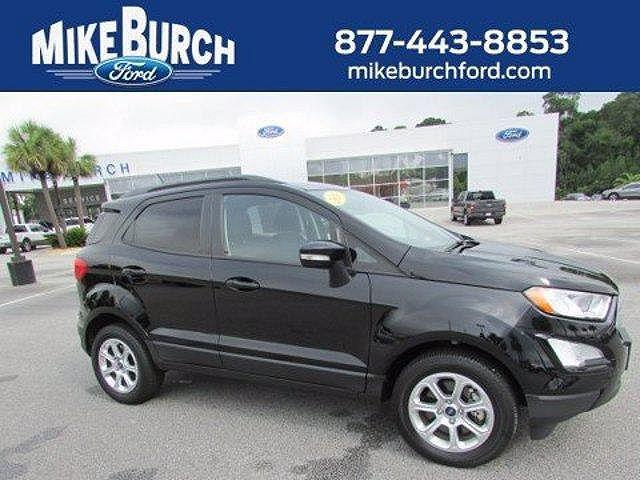 2019 Ford EcoSport SE for sale in Blackshear, GA