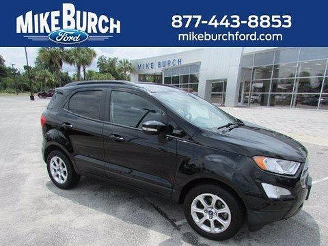 2018 Ford EcoSport SE for sale in Blackshear, GA