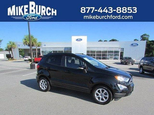 2020 Ford EcoSport SE for sale in Blackshear, GA