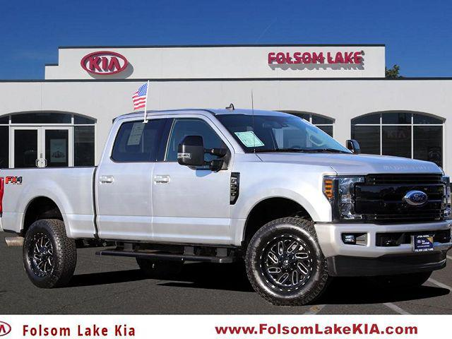 2019 Ford F-350 Lariat for sale in Folsom, CA