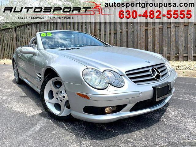 2005 Mercedes-Benz SL-Class 5.0L for sale in West Chicago, IL