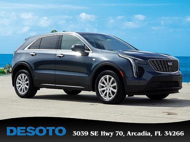 2019 Cadillac XT4 FWD Luxury for sale in Arcadia, FL