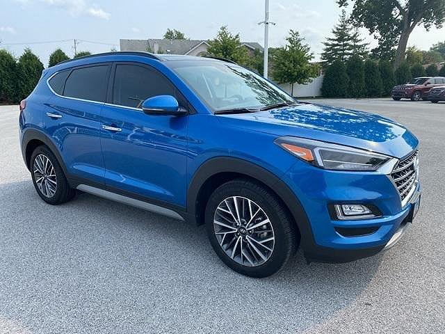 2019 Hyundai Tucson Ultimate for sale in Highland, IN