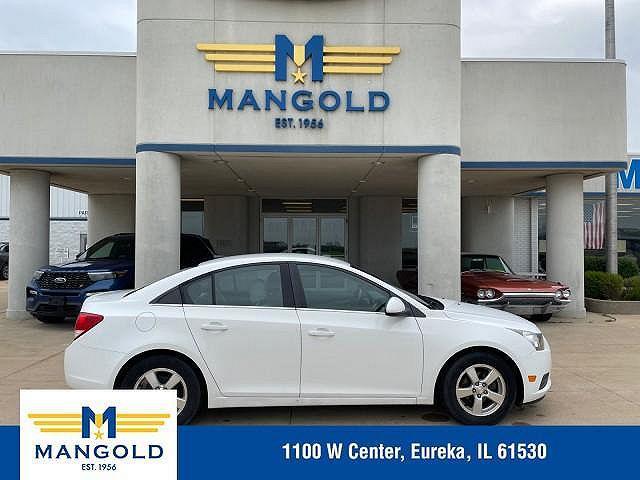 2014 Chevrolet Cruze 1LT for sale in Eureka, IL