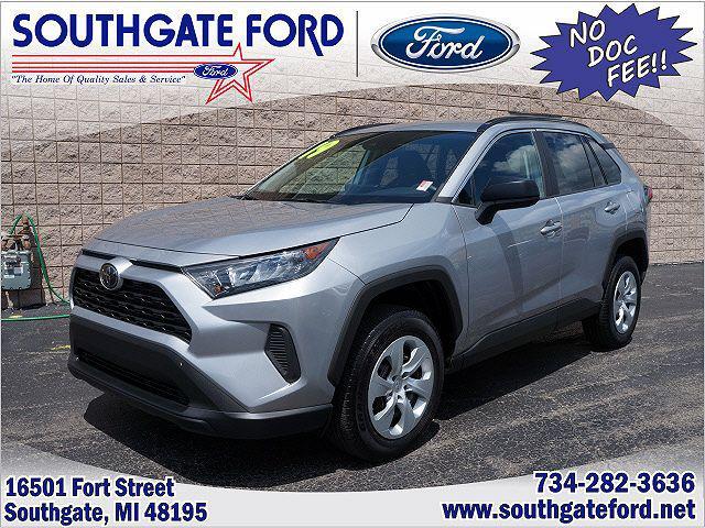 2019 Toyota RAV4 LE for sale in Southgate, MI