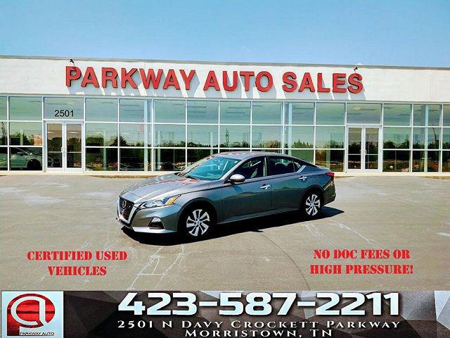 2019 Nissan Altima 2.5 S for sale in Morristown, TN