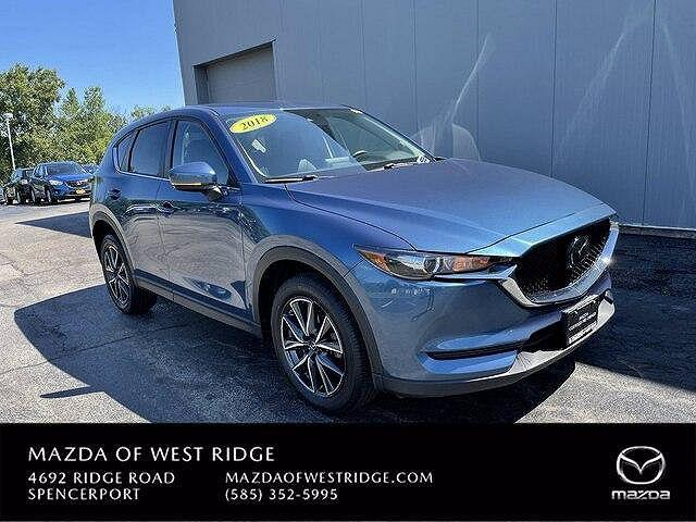 2018 Mazda CX-5 Touring for sale in Spencerport, NY