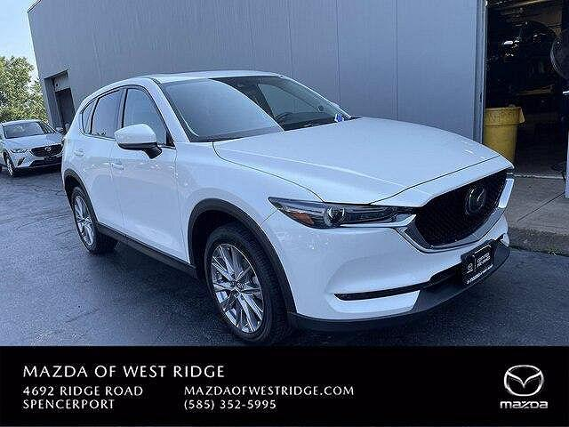 2019 Mazda CX-5 Grand Touring for sale in Spencerport, NY