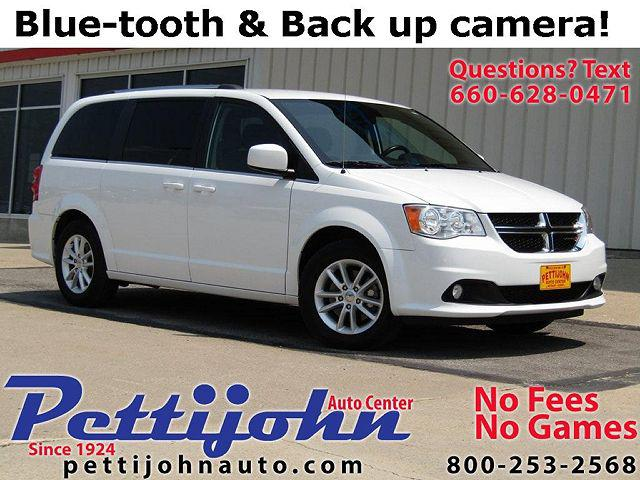 2019 Dodge Grand Caravan SXT for sale in Bethany, MO