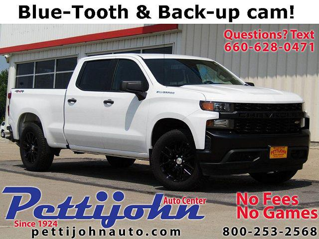 2020 Chevrolet Silverado 1500 Work Truck for sale in Bethany, MO