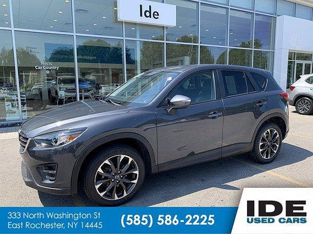 2016 Mazda CX-5 Grand Touring for sale in East Rochester, NY