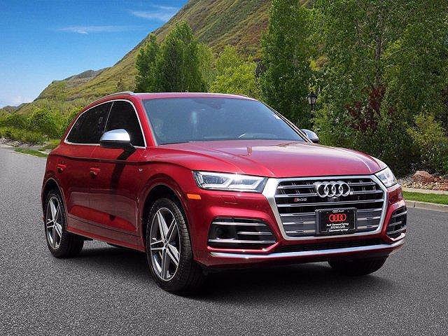 2018 Audi SQ5 Prestige for sale in Glenwood Springs, CO