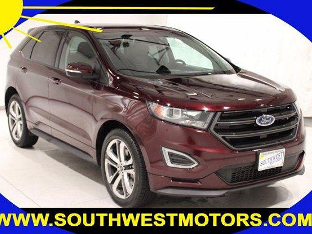 2018 Ford Edge Sport for sale in Pueblo, CO