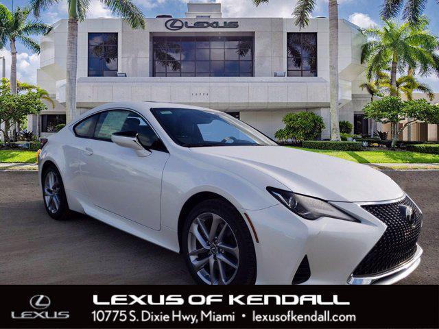 2021 Lexus RC RC 300 for sale in Miami, FL