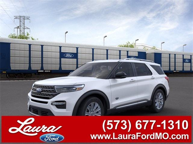2021 Ford Explorer King Ranch for sale in West Sullivan, MO