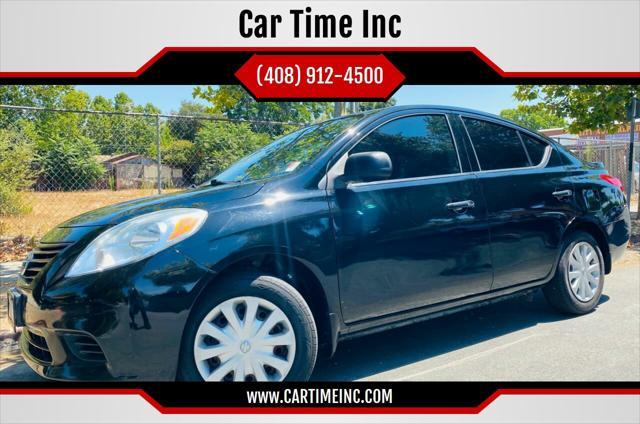 2014 Nissan Versa S Plus for sale in San Jose, CA