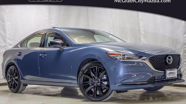 2021 Mazda Mazda6 Carbon Edition for sale in Chicago, IL