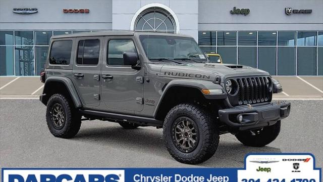 2021 Jeep Wrangler Unlimited Rubicon 392 for sale in Rockville, MD