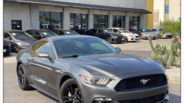 2017 Ford Mustang EcoBoost for sale in Bloomington, CA