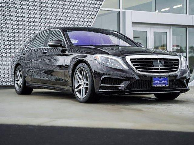 2015 Mercedes-Benz S-Class S 550 for sale in Saint Charles, IL