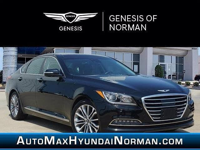 2017 Genesis G80 3.8L for sale in Norman, OK