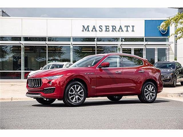2020 Maserati Levante GranLusso for sale in Sterling, VA