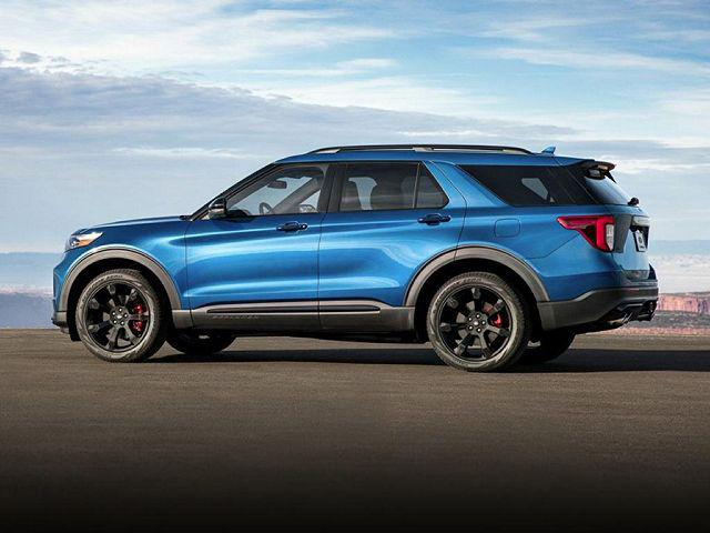 2020 Ford Explorer ST for sale in Castle Rock, CO