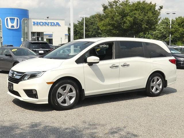 2019 Honda Odyssey EX-L for sale in Clarksville, MD
