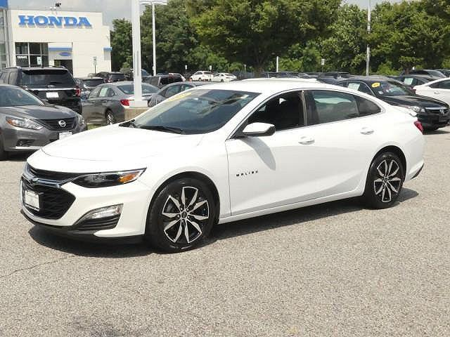 2021 Chevrolet Malibu RS for sale in Clarksville, MD