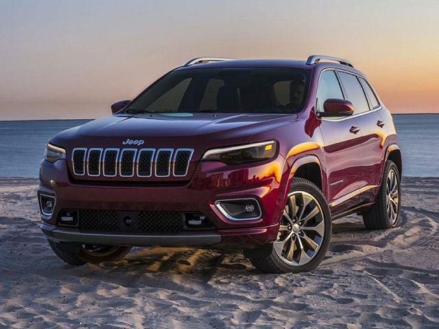 2019 Jeep Cherokee Trailhawk for sale in Portsmouth, NH