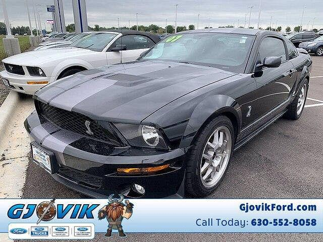 2007 Ford Mustang Shelby GT500 for sale in Plano, IL