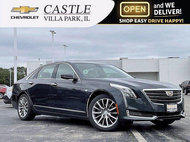 2018 Cadillac CT6 Luxury AWD for sale in Villa Park, IL
