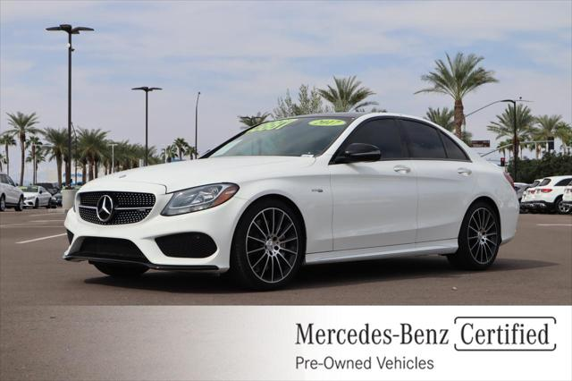 2017 Mercedes-Benz C-Class AMG C 43 for sale in Gilbert, AZ