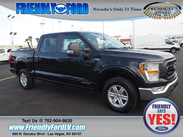 2021 Ford F-150 XL for sale in Las Vegas, NV