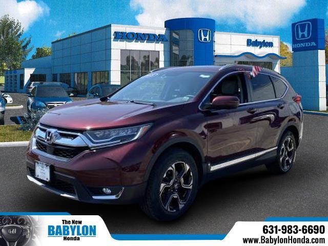 2018 Honda CR-V Touring for sale in West Babylon, NY